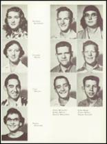 1957 Sunray High School Yearbook Page 28 & 29