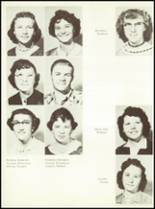 1957 Sunray High School Yearbook Page 30 & 31