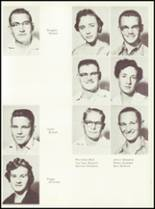 1957 Sunray High School Yearbook Page 32 & 33