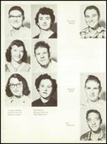 1957 Sunray High School Yearbook Page 34 & 35