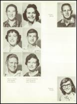 1957 Sunray High School Yearbook Page 36 & 37