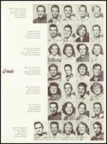 1957 Sunray High School Yearbook Page 38 & 39