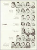 1957 Sunray High School Yearbook Page 46 & 47