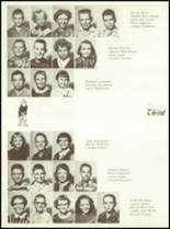 1957 Sunray High School Yearbook Page 48 & 49