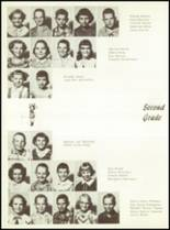 1957 Sunray High School Yearbook Page 50 & 51