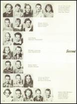 1957 Sunray High School Yearbook Page 52 & 53
