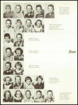 1957 Sunray High School Yearbook Page 54 & 55
