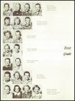 1957 Sunray High School Yearbook Page 56 & 57