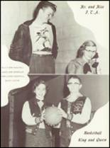 1957 Sunray High School Yearbook Page 70 & 71