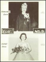 1957 Sunray High School Yearbook Page 72 & 73