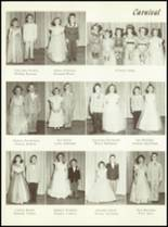 1957 Sunray High School Yearbook Page 74 & 75