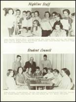 1957 Sunray High School Yearbook Page 78 & 79