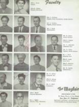 1959 San Jose High School Yearbook Page 12 & 13
