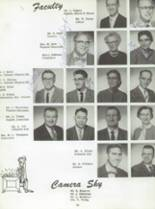 1959 San Jose High School Yearbook Page 14 & 15