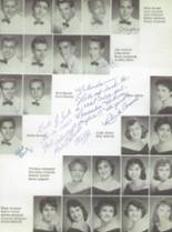 1959 San Jose High School Yearbook Page 22 & 23