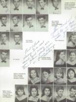 1959 San Jose High School Yearbook Page 24 & 25