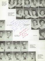 1959 San Jose High School Yearbook Page 26 & 27