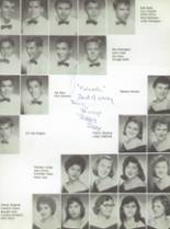 1959 San Jose High School Yearbook Page 32 & 33