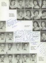 1959 San Jose High School Yearbook Page 34 & 35