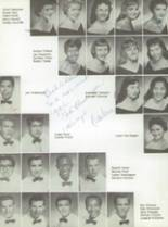 1959 San Jose High School Yearbook Page 36 & 37