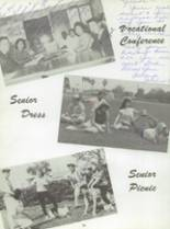 1959 San Jose High School Yearbook Page 40 & 41