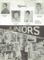 1959 San Jose High School Yearbook Page 42 & 43