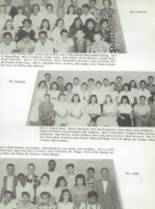 1959 San Jose High School Yearbook Page 50 & 51