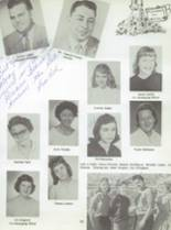 1959 San Jose High School Yearbook Page 58 & 59