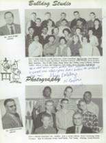 1959 San Jose High School Yearbook Page 62 & 63