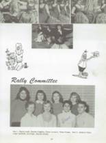 1959 San Jose High School Yearbook Page 64 & 65