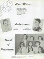 1959 San Jose High School Yearbook Page 68 & 69
