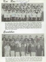 1959 San Jose High School Yearbook Page 72 & 73