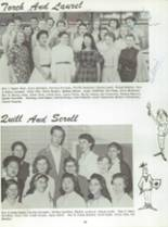 1959 San Jose High School Yearbook Page 74 & 75