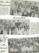 1959 San Jose High School Yearbook Page 82 & 83