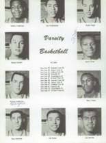 1959 San Jose High School Yearbook Page 92 & 93