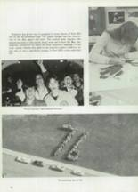 1976 Ft. Hill High School Yearbook Page 16 & 17