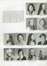 1976 Ft. Hill High School Yearbook Page 22 & 23