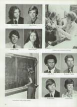 1976 Ft. Hill High School Yearbook Page 42 & 43