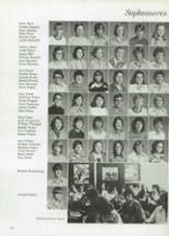 1976 Ft. Hill High School Yearbook Page 74 & 75