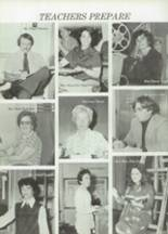 1976 Ft. Hill High School Yearbook Page 92 & 93