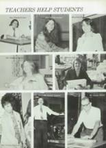 1976 Ft. Hill High School Yearbook Page 100 & 101