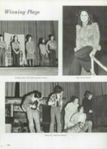 1976 Ft. Hill High School Yearbook Page 110 & 111