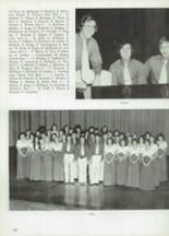 1976 Ft. Hill High School Yearbook Page 124 & 125