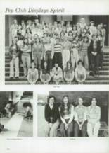 1976 Ft. Hill High School Yearbook Page 126 & 127