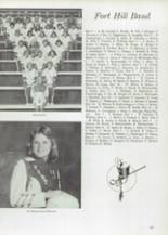 1976 Ft. Hill High School Yearbook Page 128 & 129