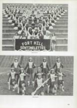 1976 Ft. Hill High School Yearbook Page 130 & 131