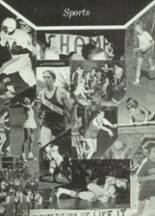 1976 Ft. Hill High School Yearbook Page 154 & 155