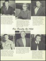 1956 Pratt High School Yearbook Page 16 & 17