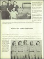 1956 Pratt High School Yearbook Page 22 & 23