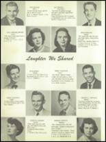 1956 Pratt High School Yearbook Page 26 & 27